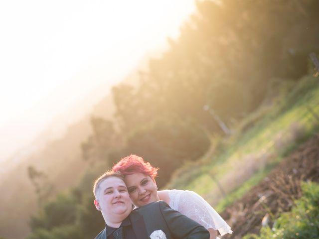 La boda de Vanessa y Nuria en Ferrol, A Coruña 7