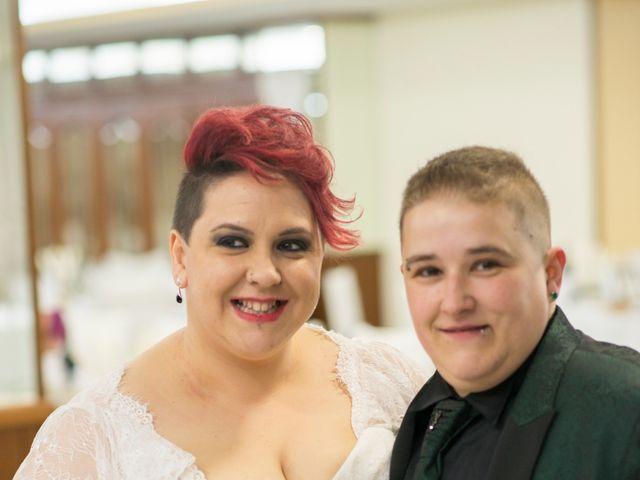 La boda de Vanessa y Nuria en Ferrol, A Coruña 10