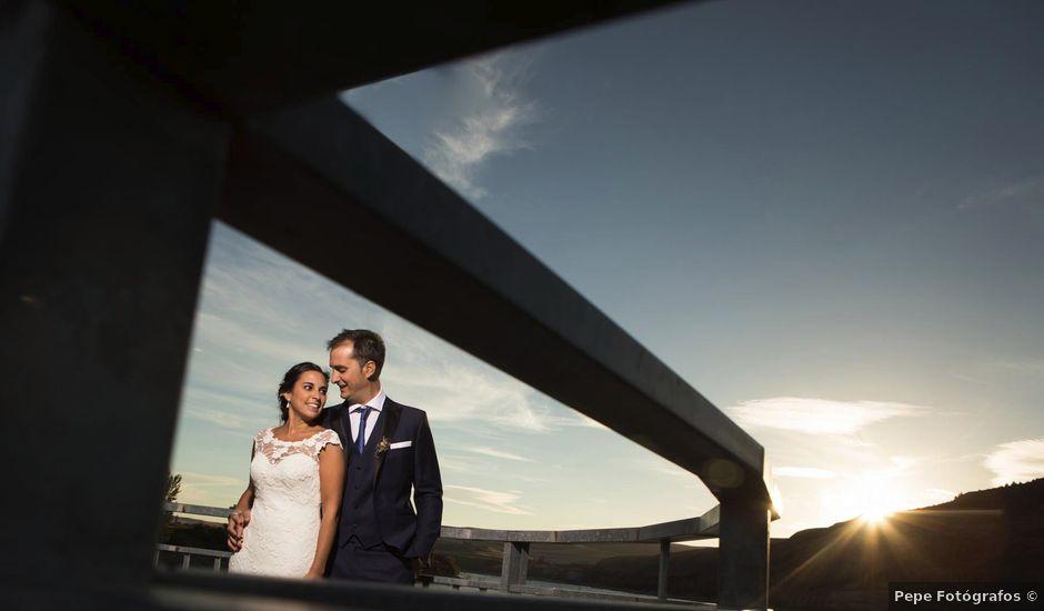 La boda de Diego y Berta en Casalarreina, La Rioja