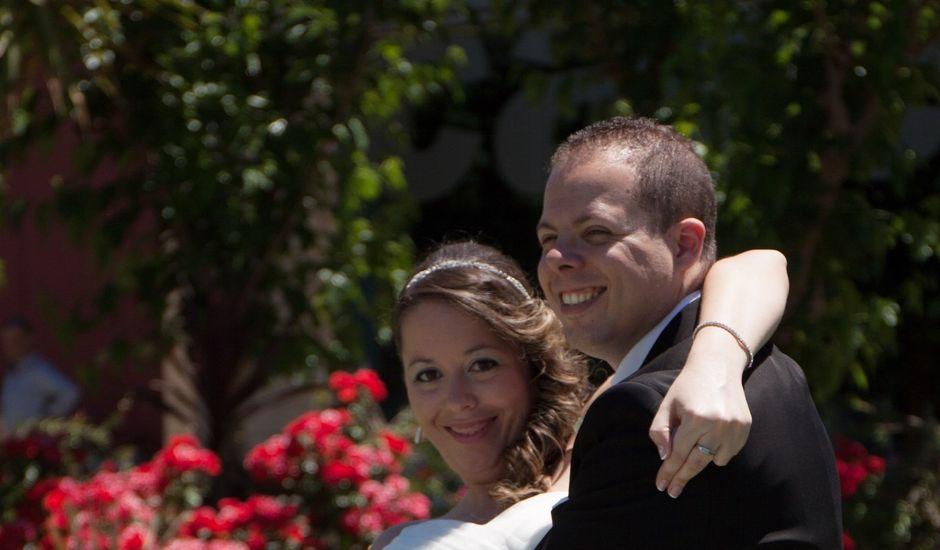 La boda de Eloy y Carolina en Totana, Murcia