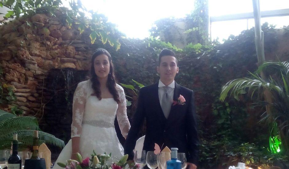 La boda de Daniel y Raquel  en Carboneras, Almería