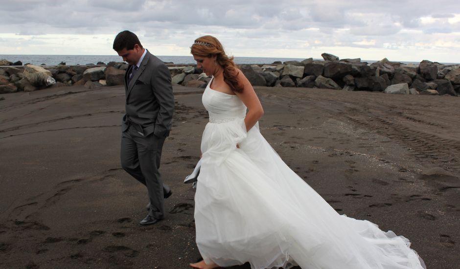 La boda de Sheila y Daniel en Las Palmas De Gran Canaria, Las Palmas
