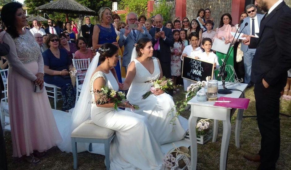 La boda de Maria  y Bea en El Puerto De Santa Maria, Cádiz