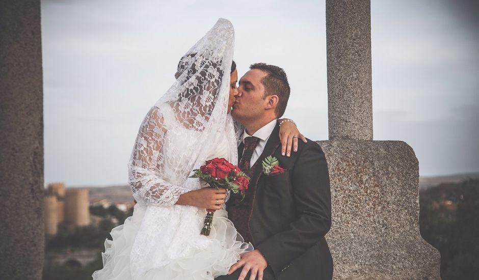 La boda de Daniel y Cristina en Ávila, Ávila