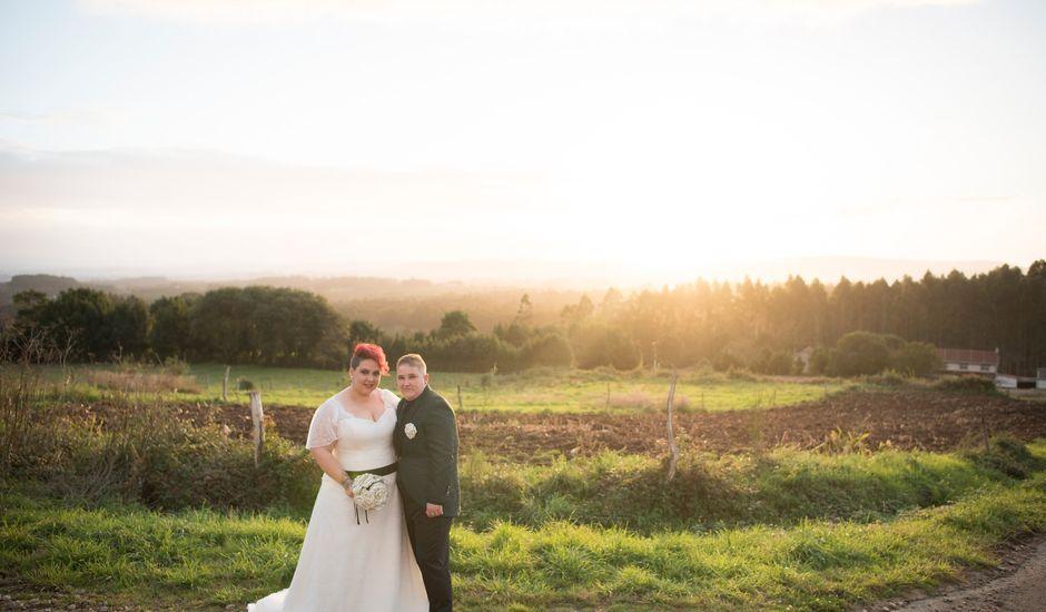 La boda de Vanessa y Nuria en Ferrol, A Coruña