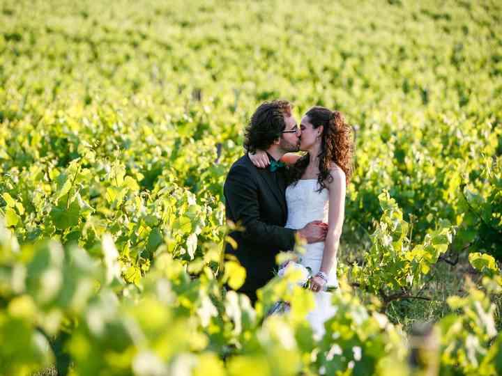 La boda de Gemma y Alex
