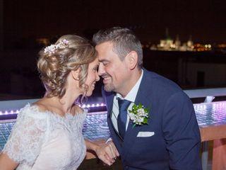 La boda de Giovanna y Luis María