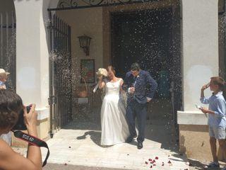 La boda de Manuela y Daniel 1