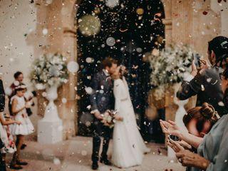 La boda de Eva y Saul