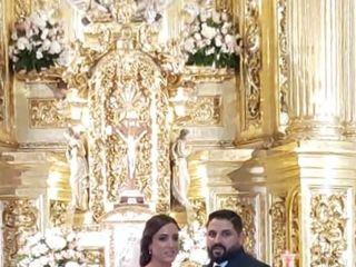 La boda de Pily y Darío  2
