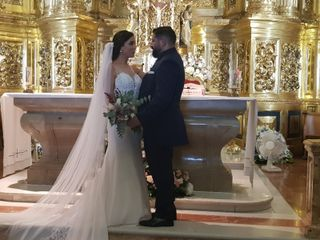 La boda de Pily y Darío