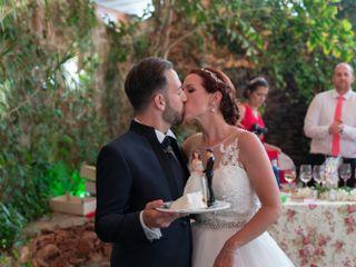 La boda de Ivan y Ana