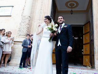 La boda de David y Paloma