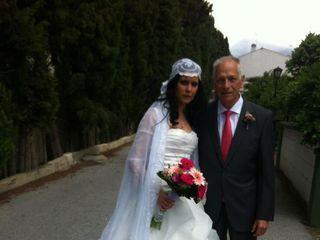 La boda de Cristina y Abel 1