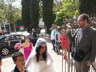 La boda de Cristina y Abel 2