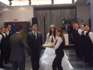 La boda de Cristina y Abel 3