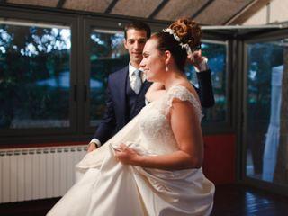 La boda de Cory y Dani
