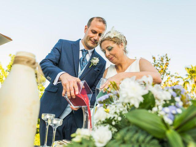 La boda de Silvia y José Delfín