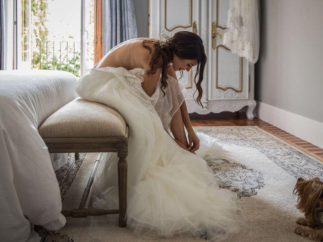 La boda de Jonatan y Melissa en Outes, A Coruña 18