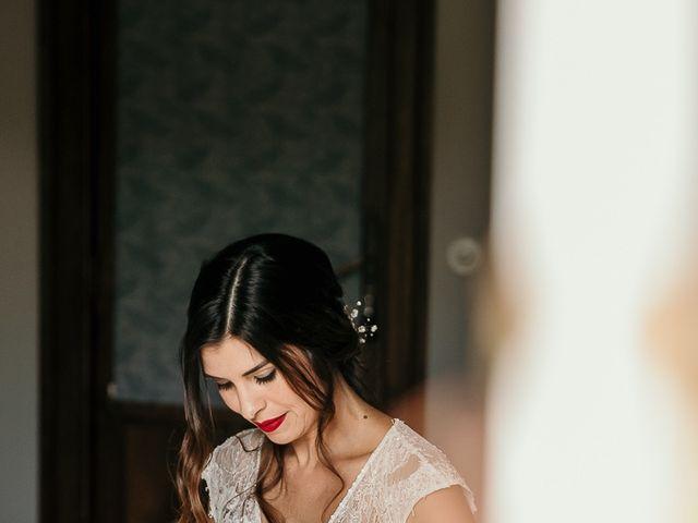 La boda de Jonatan y Melissa en Outes, A Coruña 1