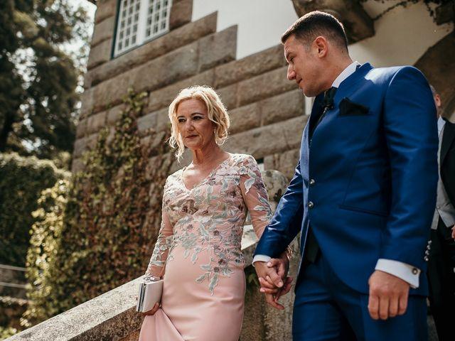 La boda de Jonatan y Melissa en Outes, A Coruña 23
