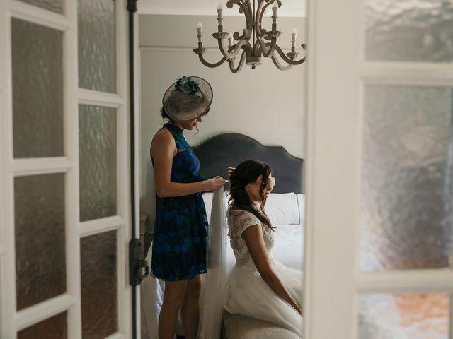 La boda de Jonatan y Melissa en Outes, A Coruña 24