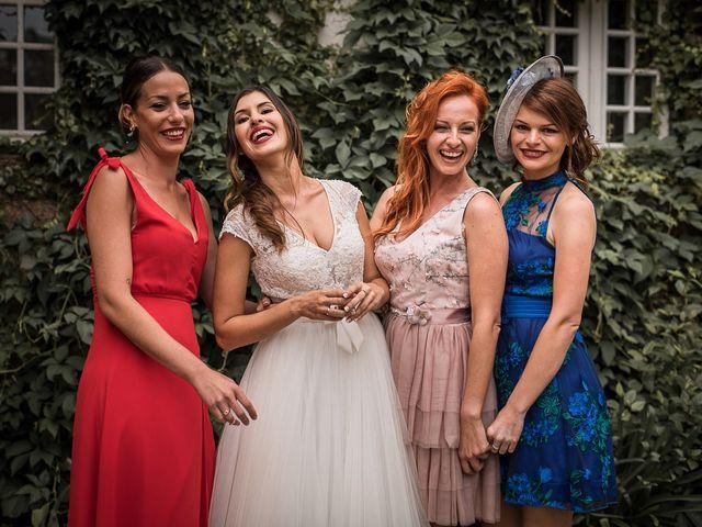 La boda de Jonatan y Melissa en Outes, A Coruña 25
