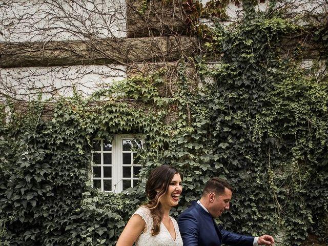 La boda de Jonatan y Melissa en Outes, A Coruña 28