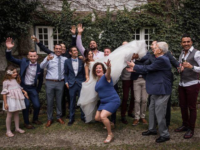 La boda de Jonatan y Melissa en Outes, A Coruña 32