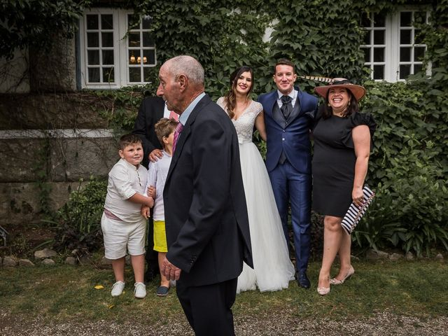 La boda de Jonatan y Melissa en Outes, A Coruña 34