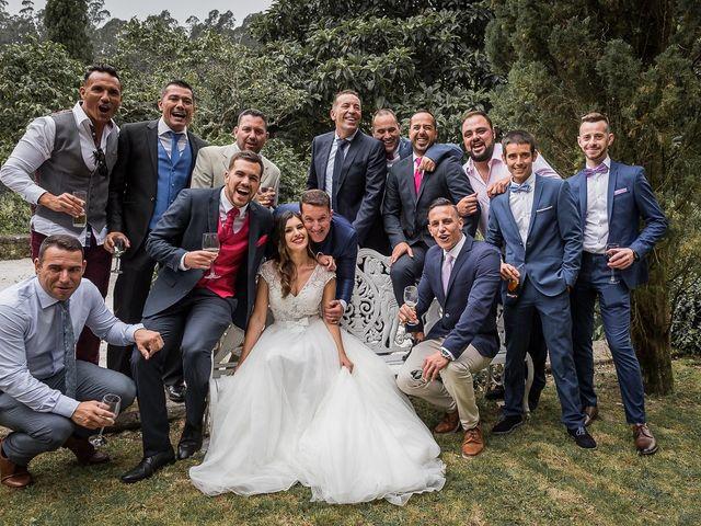 La boda de Jonatan y Melissa en Outes, A Coruña 35