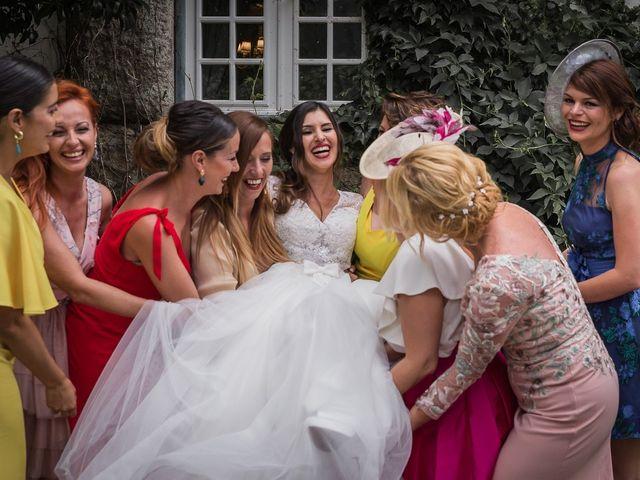 La boda de Jonatan y Melissa en Outes, A Coruña 36