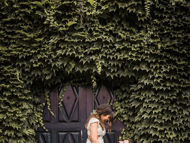 La boda de Jonatan y Melissa en Outes, A Coruña 37