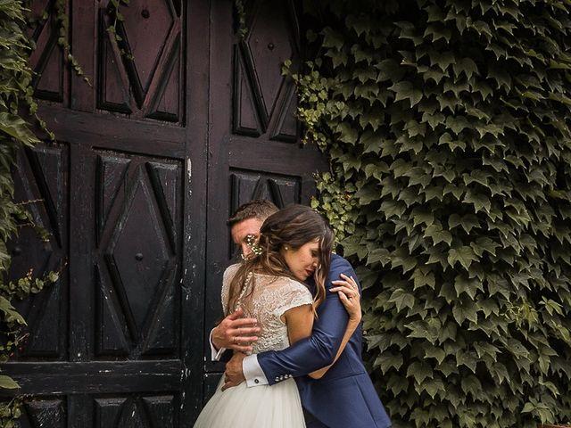 La boda de Jonatan y Melissa en Outes, A Coruña 38