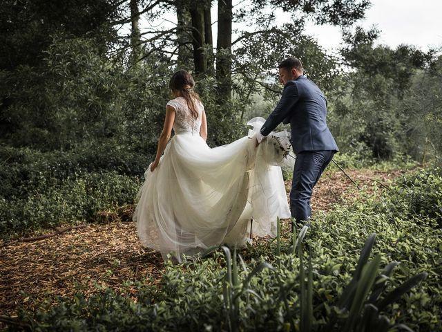 La boda de Jonatan y Melissa en Outes, A Coruña 41