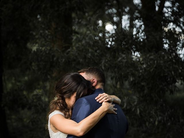 La boda de Jonatan y Melissa en Outes, A Coruña 45