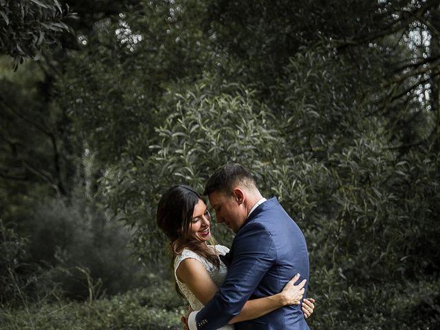 La boda de Jonatan y Melissa en Outes, A Coruña 46