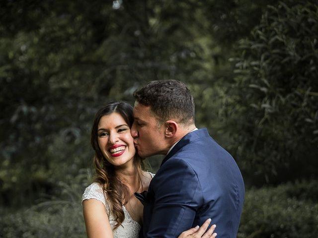 La boda de Jonatan y Melissa en Outes, A Coruña 2