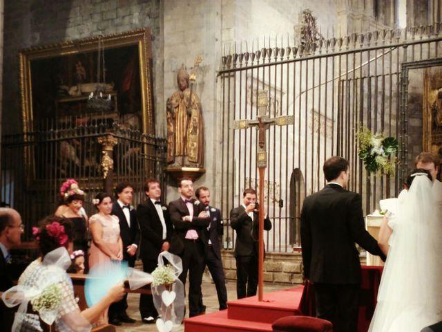 La boda de Unai  y Anna en Girona, Girona 5