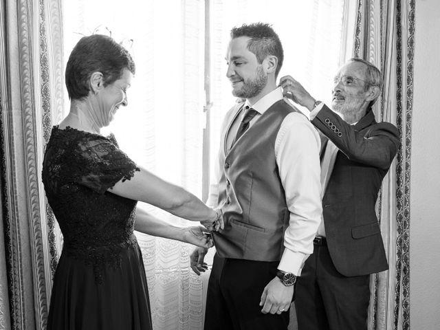 La boda de Fabián y Sandra en Cubas De La Sagra, Madrid 4