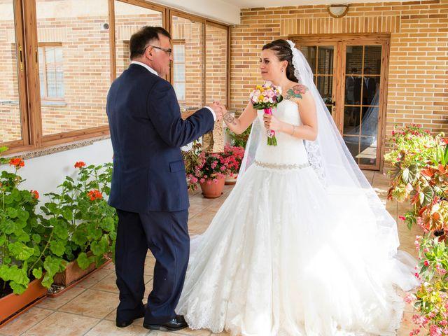 La boda de Fabián y Sandra en Cubas De La Sagra, Madrid 11