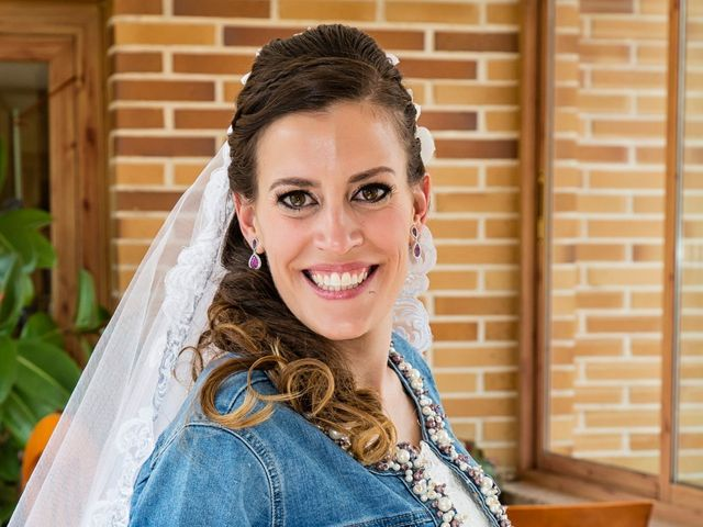 La boda de Fabián y Sandra en Cubas De La Sagra, Madrid 13