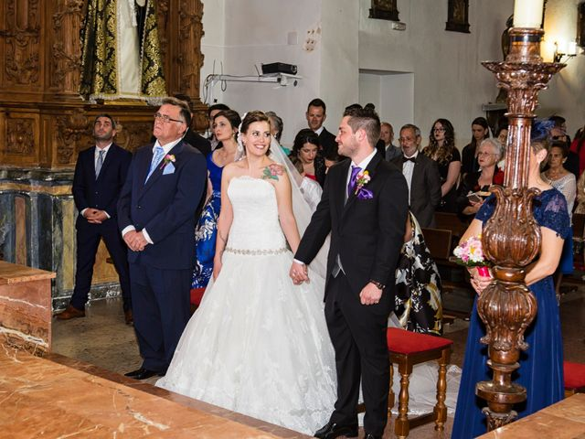 La boda de Fabián y Sandra en Cubas De La Sagra, Madrid 15