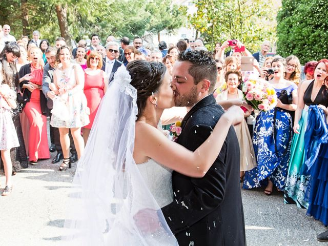 La boda de Fabián y Sandra en Cubas De La Sagra, Madrid 18