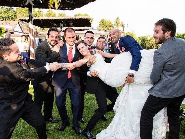 La boda de Fabián y Sandra en Cubas De La Sagra, Madrid 23