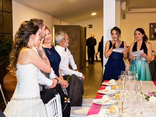La boda de Fabián y Sandra en Cubas De La Sagra, Madrid 32