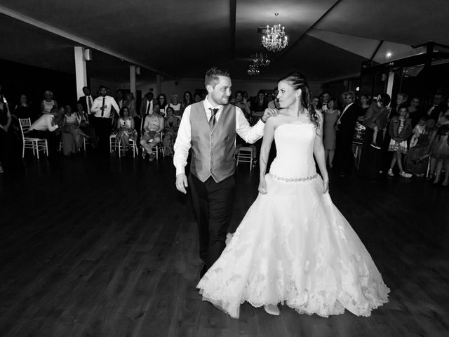 La boda de Fabián y Sandra en Cubas De La Sagra, Madrid 35