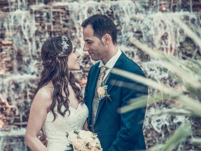 La boda de Joana y Daniel