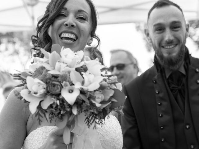 La boda de Marcel y Anna en Estanyol, Girona 28