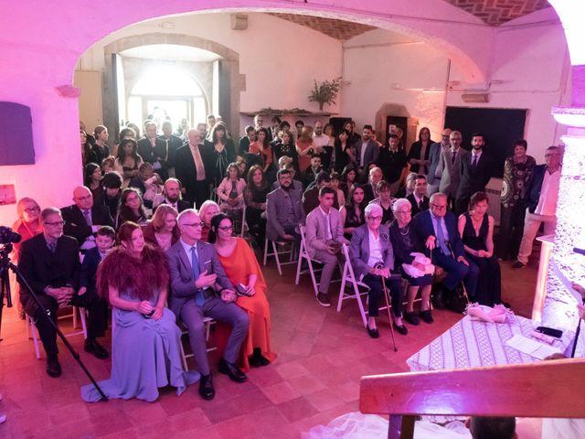 La boda de Marcel y Anna en Estanyol, Girona 81